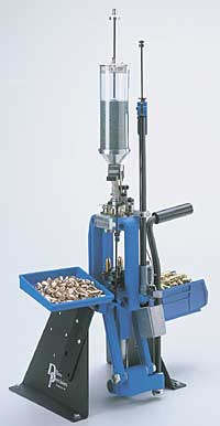 MTB Madness - Dillon RL550B Tool Head: Clamp down on precision!